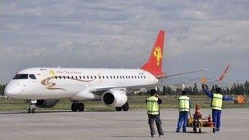 恐怖分子劫持未遂的ERJ-190客机