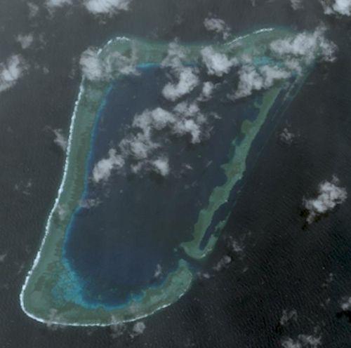 资料图:半月礁