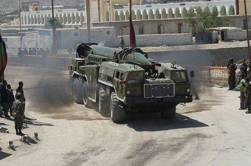 资料图:据信叙利亚拥有大量飞毛腿导弹