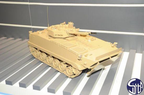 VN-11步兵战车为我国自用履带式步兵战车的出口型号