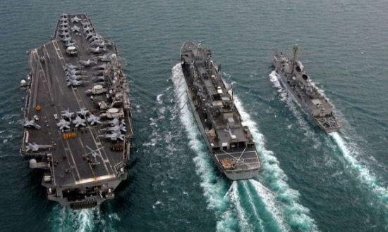 96年台海危机中,因美军干扰GPS,解放军无法跟踪美航母战斗群