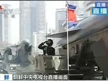 朝鲜短程反舰导弹方队
