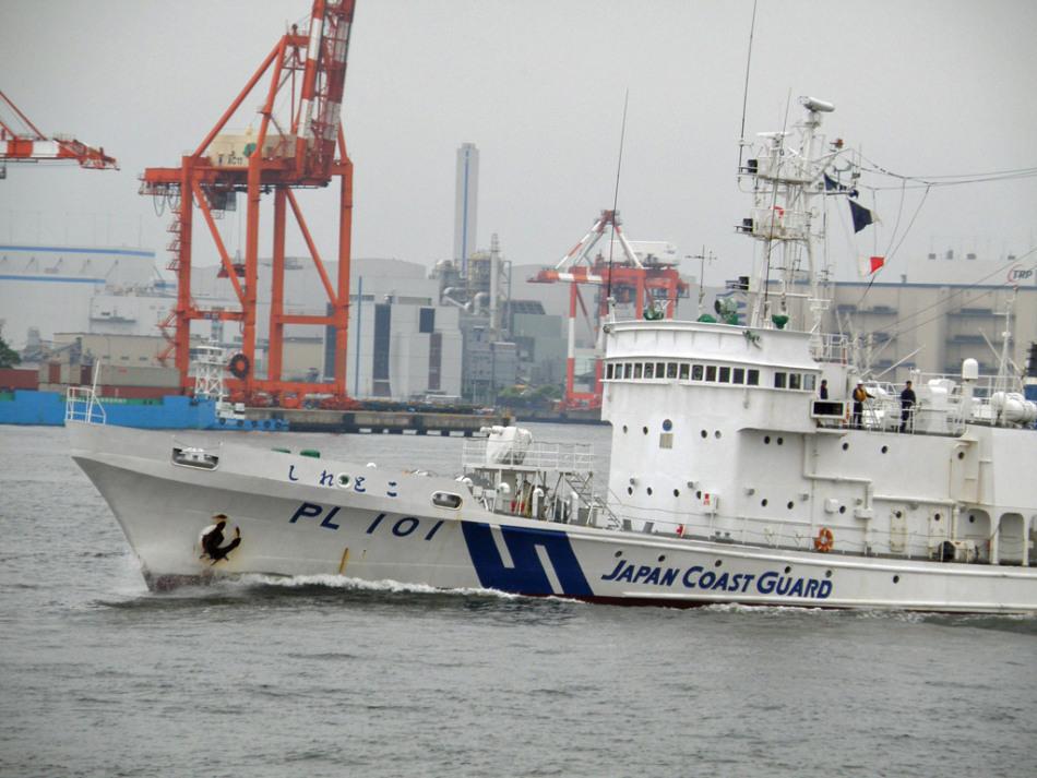 日本决定援助菲律宾10艘Bizan眉山级180吨轻型海警船及2艘Shiretoko级970吨海警船