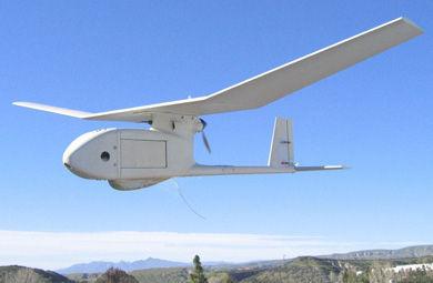 资料图:美军RQ-11无人机