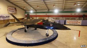 伊朗公布国内自主设计和建造的Qaher(征服者)F-313战斗机