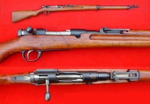 资料图:日本三八式步枪