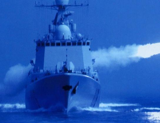 中国海军116舰