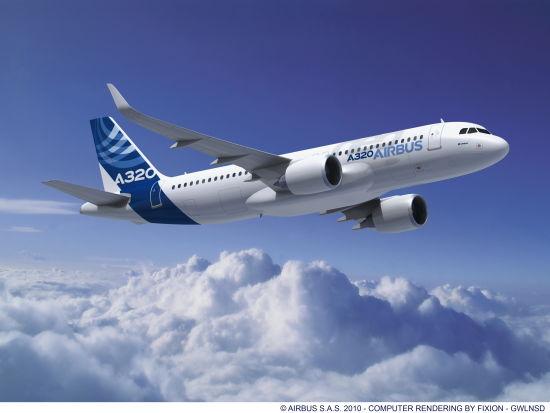 A320neo系列飞机