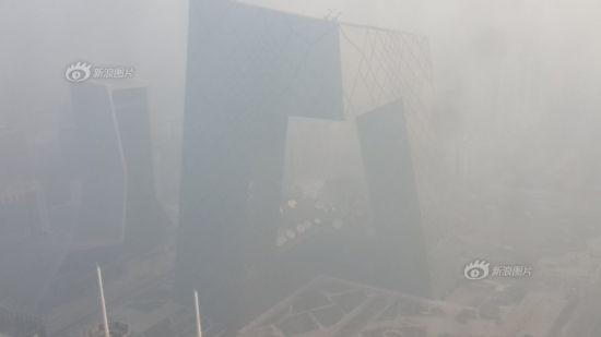 雾霾让大部分可见光侦查失去意义
