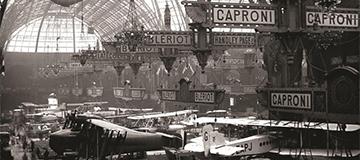 1919年:第6届巴黎航展