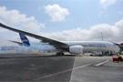 首架A350发动机试车