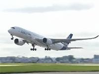空客A350XWB首次飞行全记录
