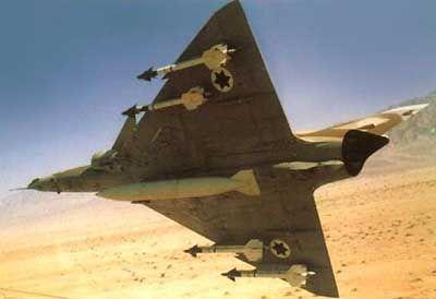资料图:以色列幼狮战机