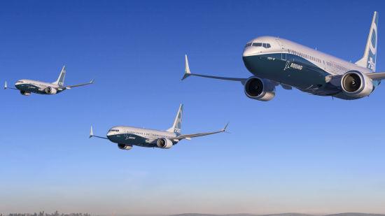 波音预测,亚太地区的客运航空公司将主要依赖于新一代737和737 MAX(如图)这样的单通道飞机来运输乘客。单通道飞机将占到该地区新飞机的69%。