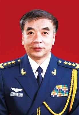 资料图:刘亚洲上将