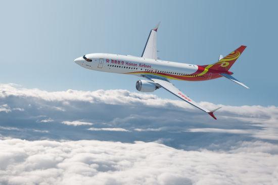 波音与海南航空正在完成一份采购50架737MAX 8的协议的相关条款,再次印证了这家中国航空公司对全波音单通道机队的青睐。