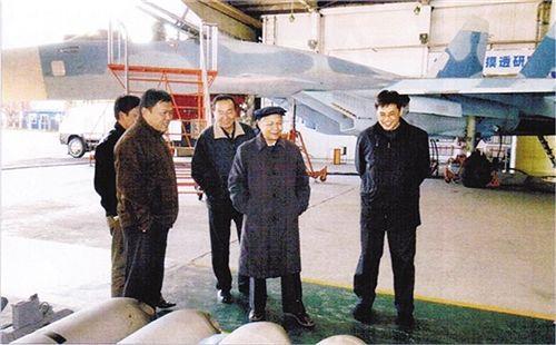 资料图:中国从乌克兰低价引进的苏-33原型机T-10k-3