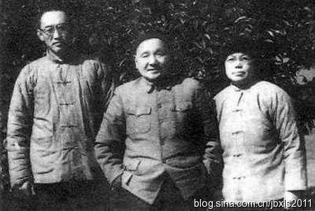 资料图:文革中的邓小平