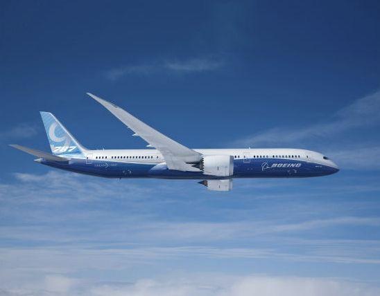 波音787客机-波音787梦想飞机引领行业走进新世纪