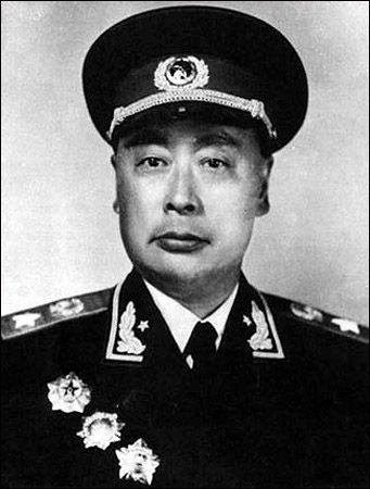 资料图:陈毅元帅