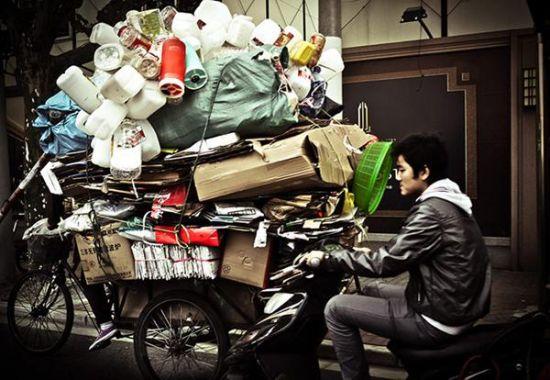 废品里大有玄机(资料图片)