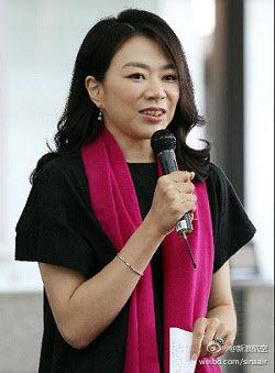 韩进集团总裁赵亮镐长女、大韩航空副社长赵显娥。