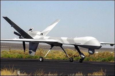 资料图:美国捕食者无人机也有合成孔径雷达