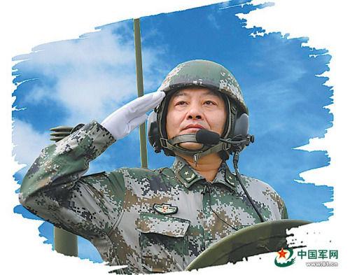 38团体军政委邹运明