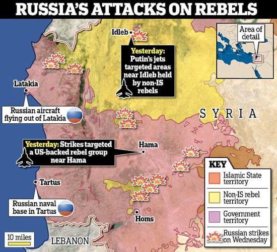 东方报导的轰炸状况,可见俄军轰炸规模至关宽泛