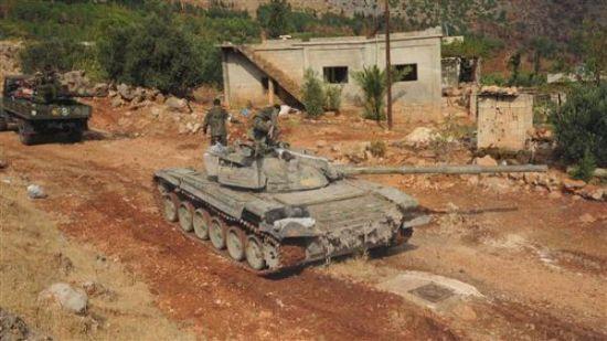 政府军攻入阿勒颇周边引发新一波难民潮