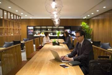 国泰航空宣布位于台湾桃园国际机场的全新贵宾室于十一月十一日正式启用
