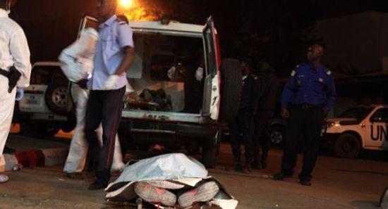 攻击形成囊括马里不变团一位承包商在内的3人殒命,20多人受伤