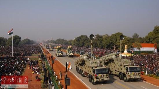 印度竭力发展军工业要以低价同中国等竞争