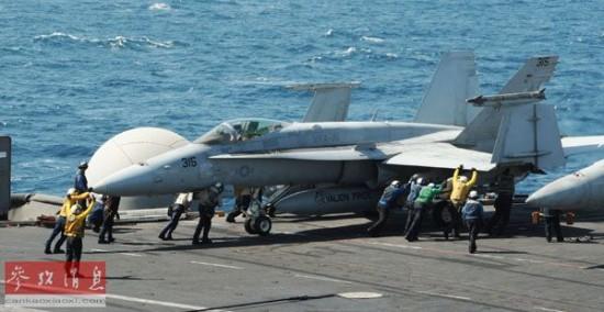 """外媒:美空袭伊拉克或面对更多意外""""苦果"""""""