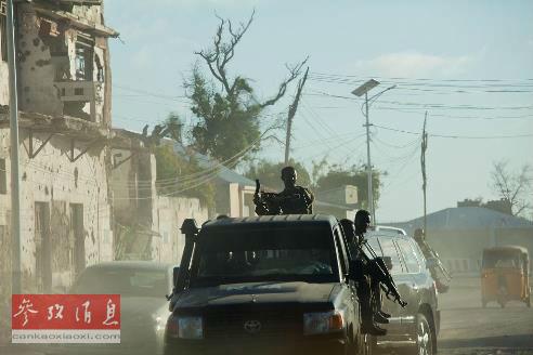 战争并未影响中索友谊索马里热盼中国投资援助