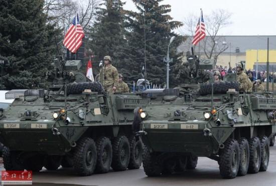 波罗的海变演兵场:北约一起启动多场大范围军演