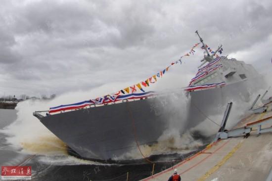 外媒:中方警告美国勿干涉南海局势责美双重标准