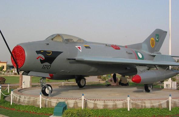 巴基斯坦歼6
