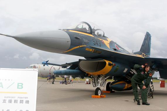 日本自产F-2造价上亿自卫队用不起仅装备75架