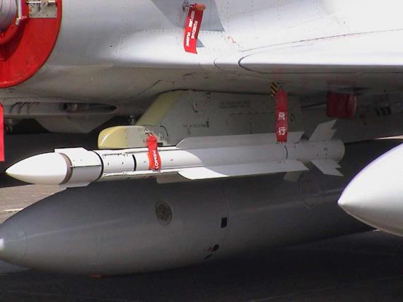 国产枭龙将使用法制空空导弹与台军装备相同