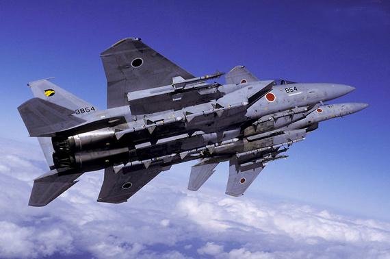 美国确定不卖F-22日本被迫改装F-15旧战机(图)