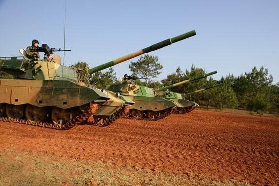坦克退役后须将高射机枪等设备拆掉防止泄密