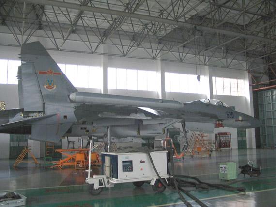 汉和:中国歼11B战机性能与苏27SMK相当(组图)