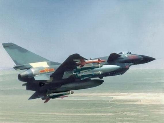美国防部情报官员称歼10得益于美国赞助