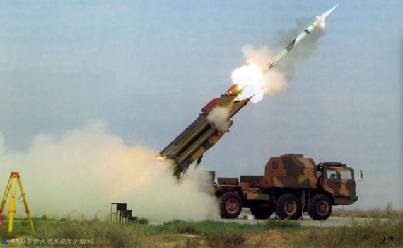 300毫米远程火箭炮_