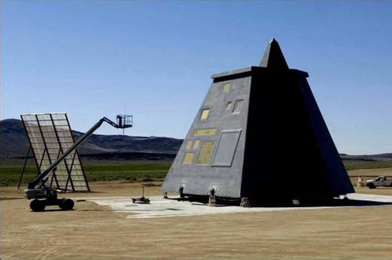 为DDG1000研制的新型隐身舰载雷达系统