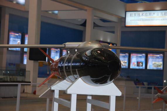 FT-2激光制导炸弹最小误差半径约15-20米