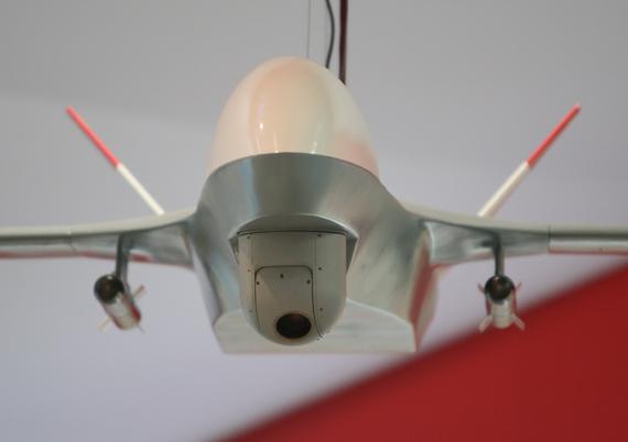 中国无人机项目也是美军研究重点
