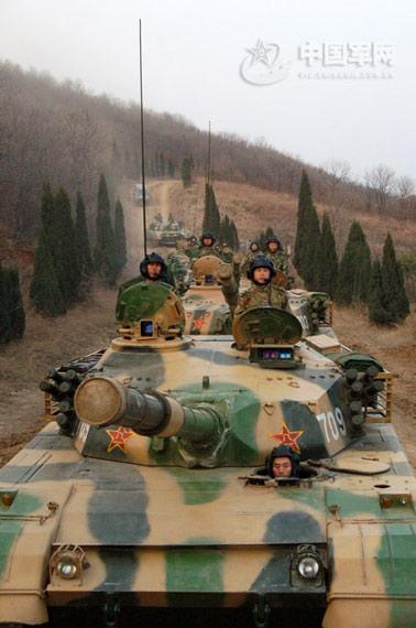 中国陆军90年代末开始接收大量国产新型装备! - 中庸半才 - 中庸半才