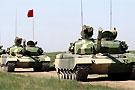 我军99式主战坦克